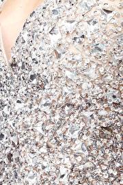 Crystal Embellished Dress JVN27591
