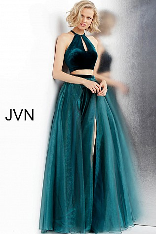 Two Piece Prom Dresses For 2019 2 Piece Dresses Jvn By Jovani