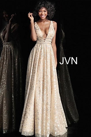 Gold Prom Dresses For 2019 Gold Gowns Jvn By Jovani