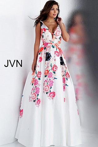 Designer Prom Dresses and Gowns for 2019 - JVN by Jovani - photo #36