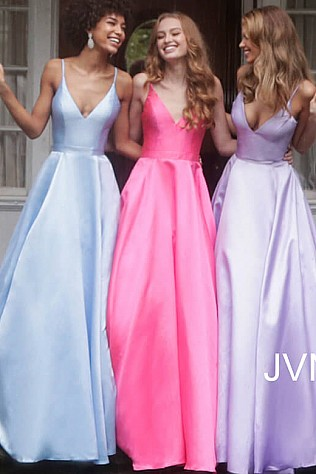 bf589fbfe2f Affordable Bridesmaid Dresses   Gowns - JVN by Jovani