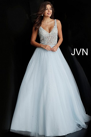 Designer Prom Dresses and Gowns for 2019 - JVN by Jovani - photo #41