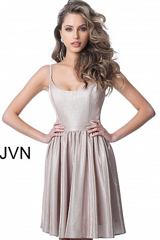Strappy Prom Short Dresses for Girls