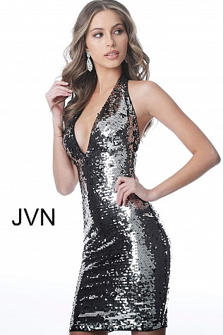 8d03c598e20 Short Cocktail Dresses for Weddings   Parties - JVN by Jovani