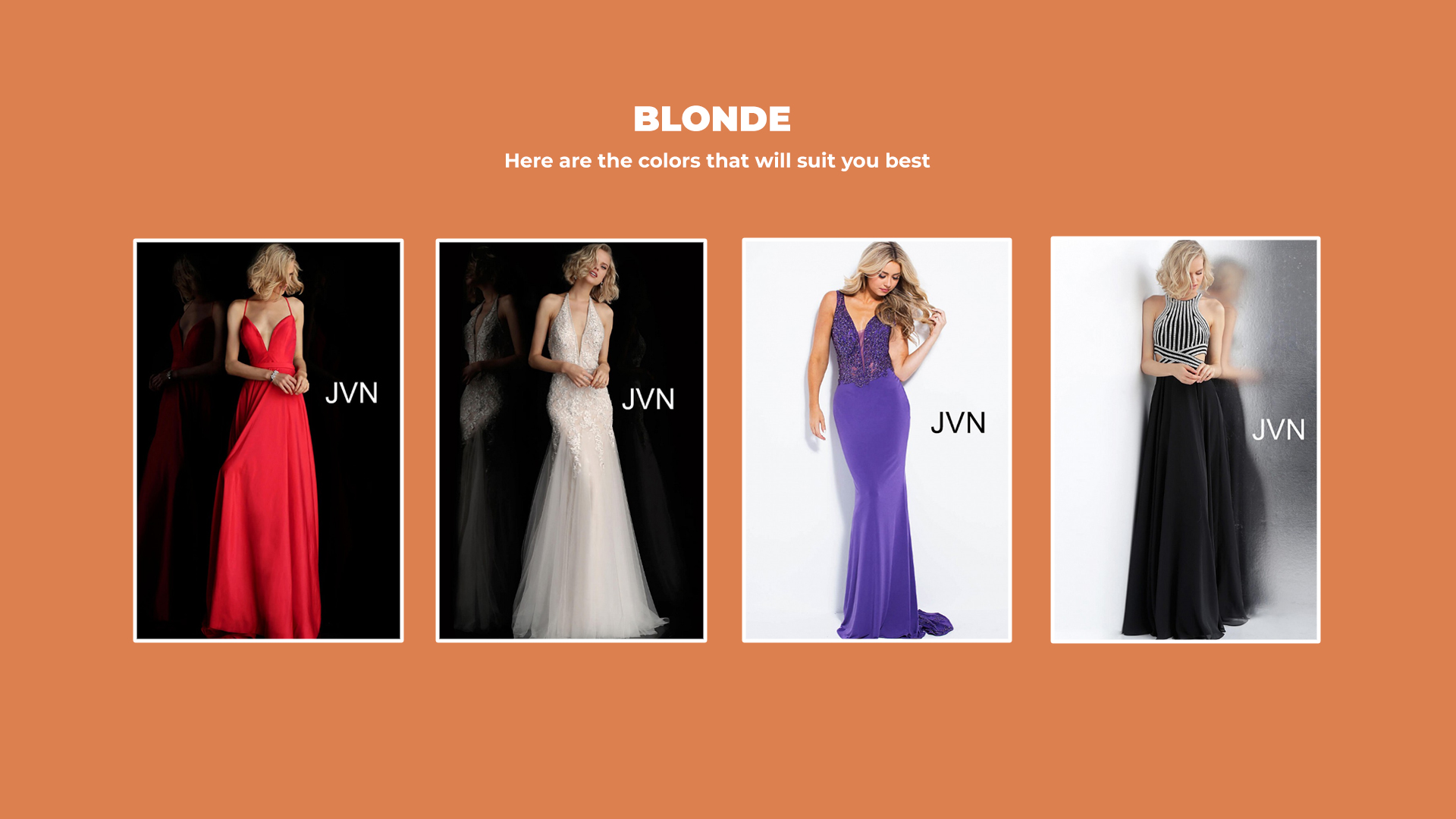 How To Choose The Color Of Your Prom Dress
