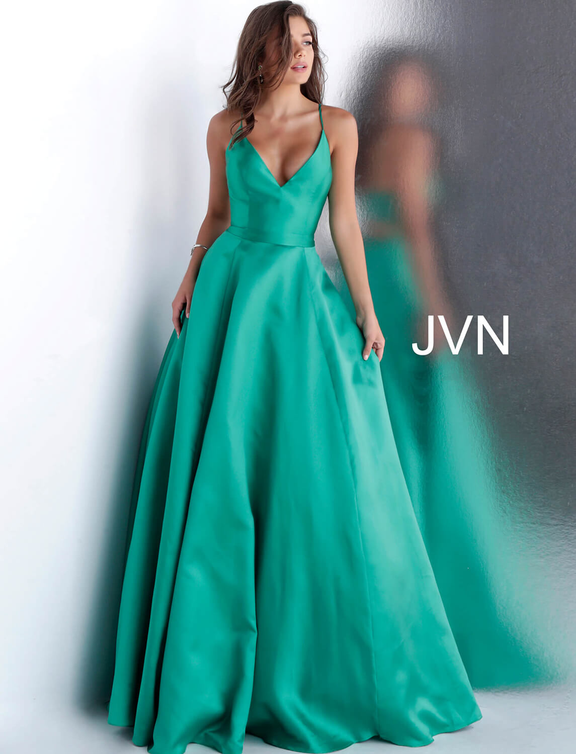 A- Line Prom Dresses,A-Line Prom Dresses,A Line Formal Dresses, Teal Prom Dresses with Straps,Teal Prom Dresses with Straps,a line prom dress,a line prom dresses,